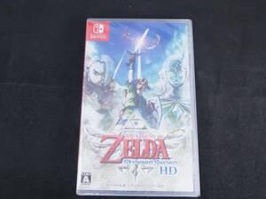 新品未開封 Nintendo Switch ニンテンドースイッチ用ソフト ゼルダの伝説 スカイウォードソード HD