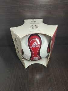 adidas TEAMGEIST 2007 FIFA公式試合球 サッカーボール 5号球 チームガイスト Jリーグ クラブワールドカップ ACミラン バルセロナ
