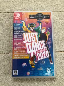 ジャストダンス2020 Nintendo Switch 任天堂スイッチソフト ニンテンドースイッチ