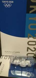 新品未開封 東京 2020 オリンピック エンブレム100% 400% TOKYO OLYMPIC ベアブリック メディコムトイ MEDICOM TOY BE@RBRICK
