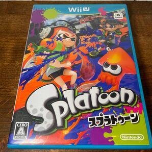 スプラトゥーン WiiU Splatoon