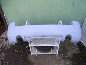 J4796/ アウディ 純正 A6 オールロード クワトロ 4B/C5 リアバンパー 4Z7807511/4Z7807303 未塗装品 Audi