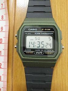 casio F-91W デジタル ウォッチ 593 チープカシオ チプカシ