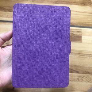 Kindle Paperwhite ケ-スパープル