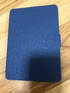 Kindle Paperwhite 2012, 2013, 2015,2016バージョン全対応ブルー