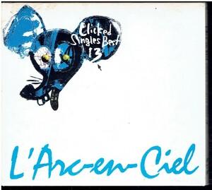 CD★L'Arc~en~Ciel ★Clicked Singles Best 13  ベスト