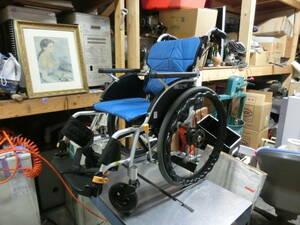 NEXT CORE 車椅子 介助型 車いす 耐荷重100キロ 中古 北海道