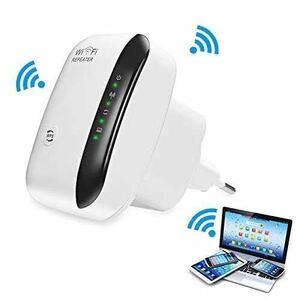 ワイヤレスWiFiリピーター 無線LAN中継機 無線LAN中継器 Wi-Fi リピーター