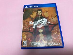 【美品】シュタインズゲート0 Steins Gate0 PS Vita
