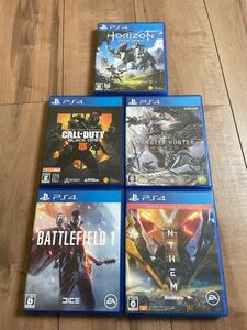 PS4ソフト まとめ売り