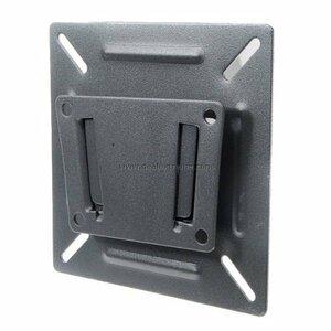 「VESAマウント 壁掛け金具」液晶テレビ PCモニタ 15~24インチ用