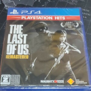 PS4 THE LAST OF US ラストオブアス 新品 未開封