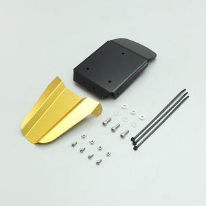 ハリケーン(HURRICANE) モンキー125/ABS(18- JB02)用 フロントフェンダー ゴールドアルマイト HA6515G
