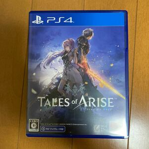 【PS4】 Tales of ARISE [通常版]