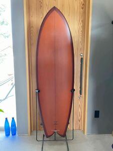新品 SHAKA SURFBOARDS Shaka twin 5.8 33.6L