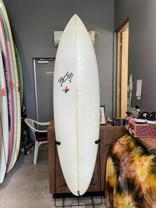 USED 303サーフボード jun×jo 6.2 5fin