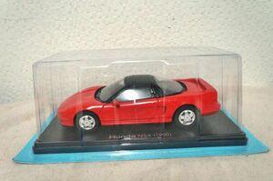 国産名車コレクション ホンダ NSX 1/24 ミニカー 赤
