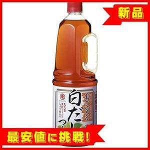 【最大83%OFF】ヒガシマル醤油 D115 割烹関西白だしつゆ 1.8L
