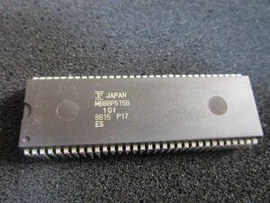 MB88P515B-101 Fujitu マイクロコントローラー 1個