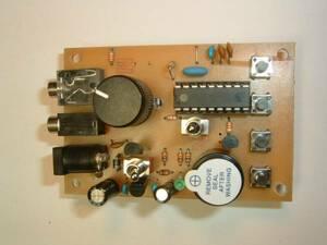 メモリーキーヤOIKey小型化キット(CQハムラジオ2008年6月号)