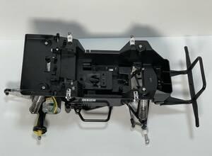 タミヤ ランチボックス CW-01 シャーシ 完成品 XB取り外し品 新品未使用 ミッドナイト パンプキン TAMIYA