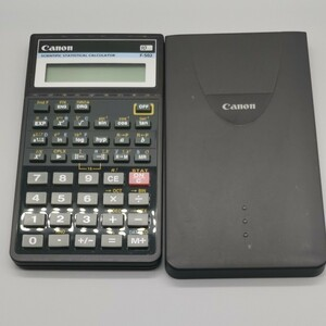 Canon 関数電卓 F-502