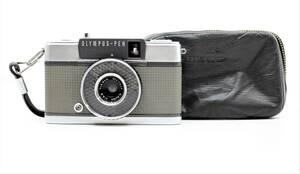 ★美品★OLYMPUS オリンパス PEN EE D.Zuiko 30mm F2.8 人気のコンパクトフィルムカメラ! OK3097