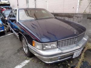 Cadillac navy blue ko-z32V
