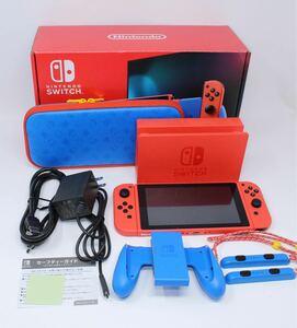 Nintendo Switch マリオレッド