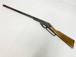 H0398 [玩具/観賞用/ジャンク] DAISY1000 SHOT MODEL 27 全長約90cm モデルガン レトロ アンティーク コレクション