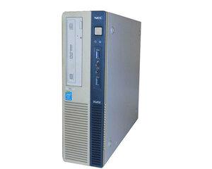 Windows10 Pro 64bit 外観難あり NEC Mate MK31RB-J Pentium G3240 3.1GHz 4GB 500GB DVDマルチ 中古パソコン デスクトップ