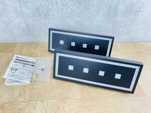 展示品 動作保証 KOIZUMI コイズミ LEDポーチライト AU40141L-A センサー付きポーチライト 2点セット 玄関照明 /E4-2072