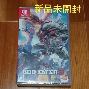 新品 Nintendo Switch ゴッドイーター3