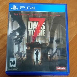 PS4 7days to die 北米版