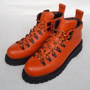 ★極美品★ BUTTERO ブッテロ B8030 トレッキングブーツ ZENO orange サイズ43