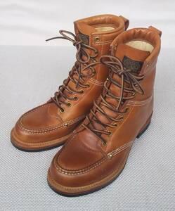 RRL Ralph Lauren Clifton Boot ダブルアールエル ラルフローレン ブーツ US7 革靴