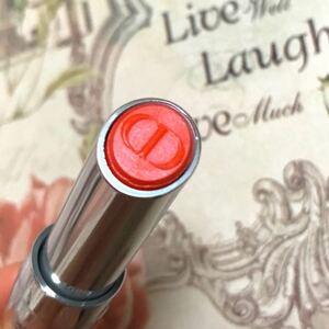 ディオール アディクト リップスティック 451 ピンク ローズ コーラル オレンジ dior リップ ルージュ リップケア ツヤ
