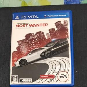 MOST WANTED PS Vita