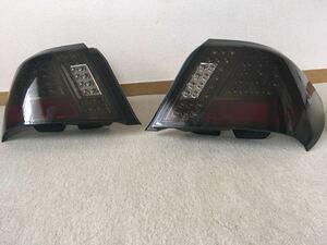 【廃盤】gvb gvf LEDテールランプ テールランプ スモークテール左右セット ヴァレンティ インプレッサ