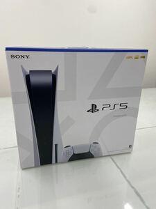 【新品・未使用】 2 PlayStation5 プレイステーション5 本体 ディスクドライブ搭載モデル PS5 CFI-1100A01