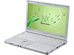 良品 Panasonic高性能ノートパソコン CF-NX4 第五世代Corei5-5200U・8GB・500GB・カメラ・OFFICE2019・Bluetooth・Win10・WIFI 92910