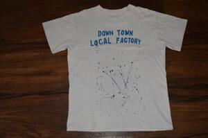 ●即決!ポータークラシック PORTER CLASSIC ペンキ加工Tシャツ L 良品