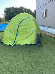 Coleman Dark Room Tent 6 コールマンダークルームテント