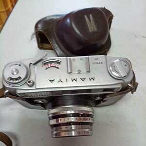 マミヤ カメラ MAMIYA / MAMIYA-SEKOR 1:2.8 f=48mm No.591709