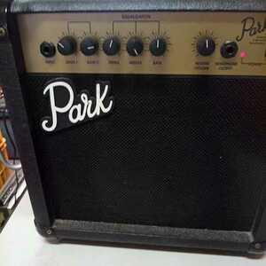 動作良好 YAMAHA Park G10 ギターアンプ 10W コンボアンプ ヤマハ  美品