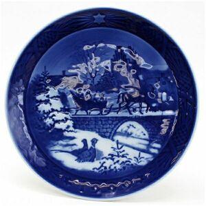 ロイヤルコペンハーゲン イヤーズプレート 皿 1999年 中古 ABランク ROYAL COPENHAGEN  洋食器 インテリア 平成11年