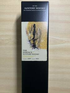 THE ESSENCE of SUNTORY WHISKY 山崎蒸溜所 ゴールデンプロミス