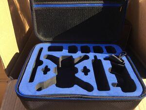 新品 DJI spark Drone carrying case(ドローン収納ケース)