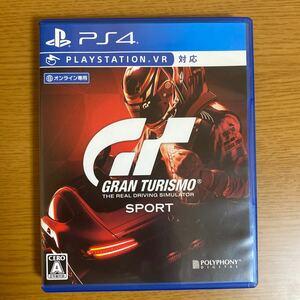 【PS4】 グランツーリスモSPORT