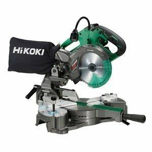 〔在庫あり〕HiKOKI 36V 165mmマルチボルトコードレス卓上スライド丸のこ(本体のみ チップソー付) C3606DRA(NN)